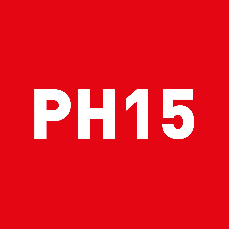 logo de Fundación PH15