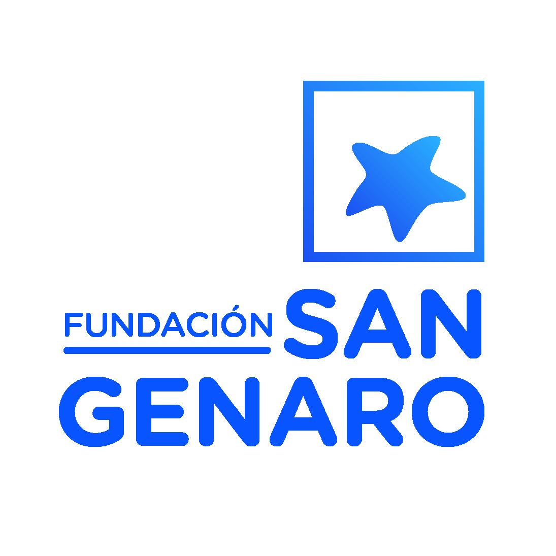 logo de Fundación San Genaro