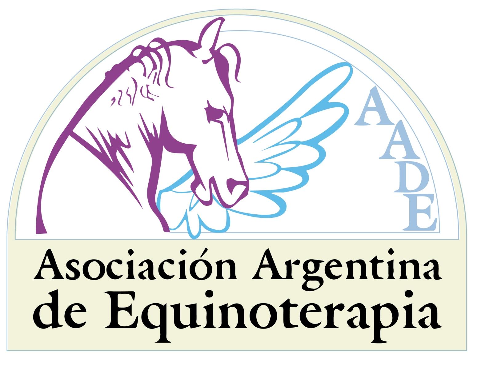 logo de Asociación Argentina de Equinoterapia